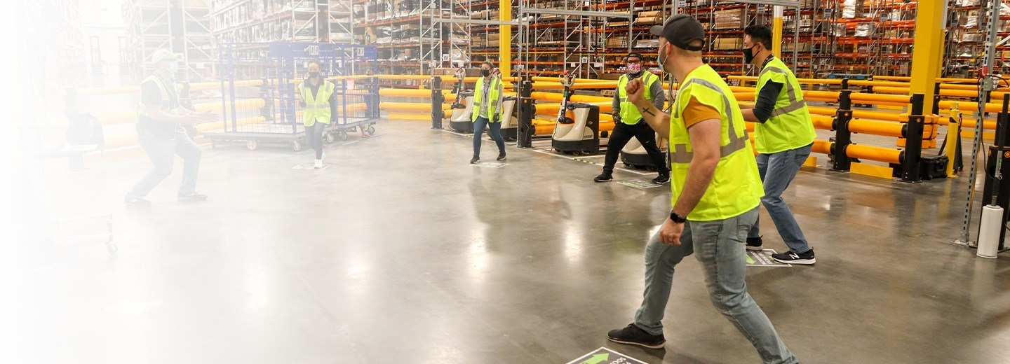 NSC, Amazon Team up to Fight Most Common Workplace Injury